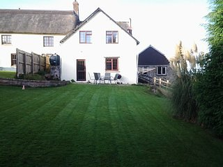 Cottage on a family run dairy farm in rural Devon - Riddlecombe vacation rentals