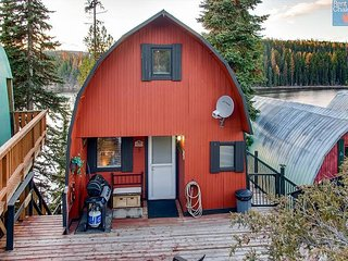 A-Framed Cottage with Extended Loft, with 3 Decks, Perfect Spot Families. - Idabel Lake vacation rentals