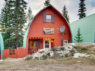 Nature's A'Lure a Newly Refurbished A Frame Cottage at Idabel Lake Resort. - Idabel Lake vacation rentals