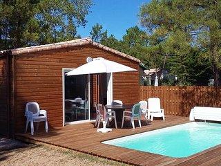 Villa Calistéa, plage et piscine privée chauffée - Longeville-sur-mer vacation rentals