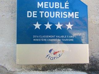 DEMEURE D'ALIENOR, landhuis met charme - Saint Thomas de Conac vacation rentals