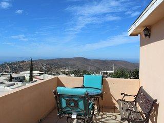 Quiet get away house with ocean views - Ensenada Blanca vacation rentals