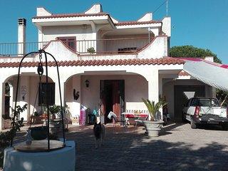 Ferienwohnung in schöner Villa (1 Etage) auf dem Land - Secli vacation rentals