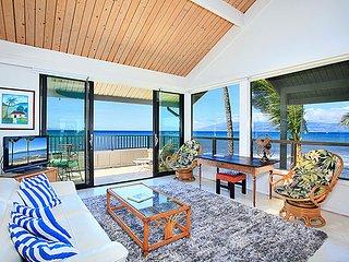 Unit 29 Ocean Front Prime Deluxe 2 Bedroom Condo - Lahaina vacation rentals