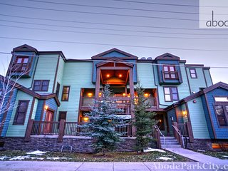 Bright House with Deck and Internet Access - Park City vacation rentals
