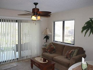 Ocean Village Club - Ground Floor Unit, 2 Bedroom, 1 1/2 Bath - Saint Augustine vacation rentals