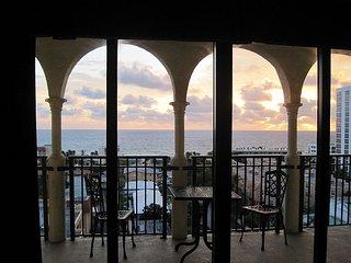 Wyndham Sea Gardens, Premier Ocean View, 10th Flr Corner Unit, 1/28 to 2/4/2017 - Pompano Beach vacation rentals