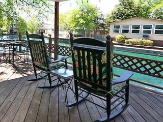 Lakefront Home in Oceanside Village 2BR/2BA - Turtle Lover's Paradise! - Surfside Beach vacation rentals
