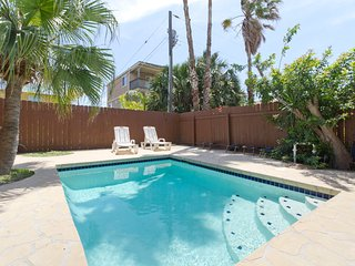 Perfect House with A/C and Television - South Padre Island vacation rentals