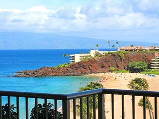 Whaler #908 Ocean View - Lahaina vacation rentals
