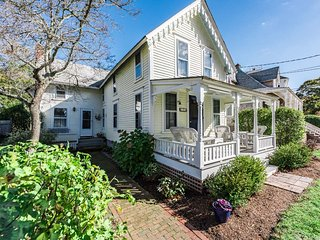 GUIDT - Pennacook Victorian House, Covenient In-town Location, Walk to Beach, Enjoy Shops, Dining and Harborfront, All Just a Short Stroll from this Quaint Home - Oak Bluffs vacation rentals