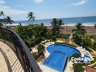 Beachfront Terrace Luxury Acqua Condo A406 - Jaco vacation rentals