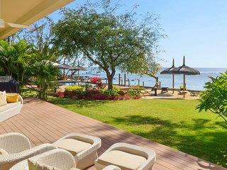 BEHO 4BR Belle Crique Beachfront Suite - Tamarin vacation rentals
