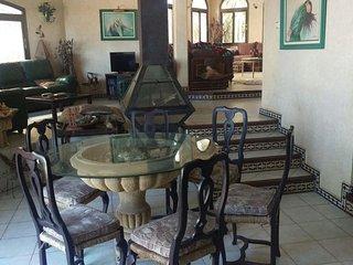 Villa d'hôtes pieds dans l'eau avec piscine Harhoura Maroc - El Harhoura vacation rentals