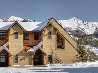 Saddle Ridge Townhome   Unit K1 ~ RA130245 - Big Sky vacation rentals