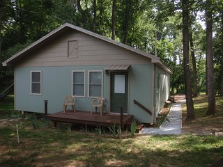 Bright 2 bedroom Cottage in Johnson City with Deck - Johnson City vacation rentals