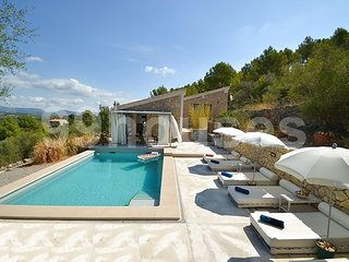 Modern cottage with panoramic views - Selva vacation rentals