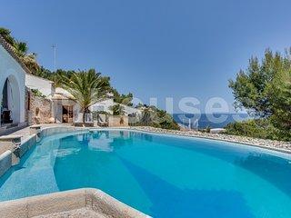 Wonderful villa with pool and sea views - Cala Ratjada vacation rentals