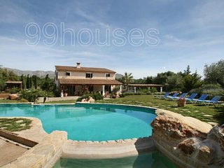 Luxurious villa of high quality. - Pollenca vacation rentals