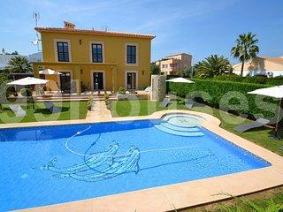 Villa near beaches big pool up to 8 people - Sa Coma vacation rentals