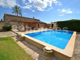 Country house very quiet with pool - Vilafranca de Bonany vacation rentals