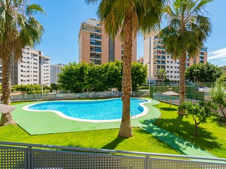 Alcala- Wi-Fi, pool, pet friendly, private parking - Benidorm vacation rentals
