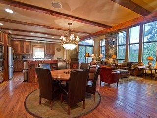 Cozy Condo with Deck and Internet Access - Big Sky vacation rentals
