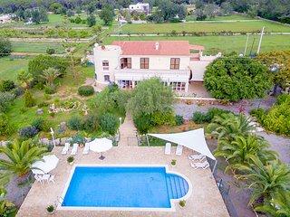 Bright Villa with Internet Access and A/C - Es Canar vacation rentals