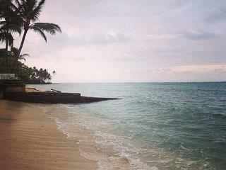 Sugar Mill Beach House - Luxury on the Sand! - Kaaawa vacation rentals