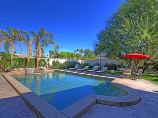 One of a kind golf course home with spectacular mountain & lake views - La Quinta vacation rentals