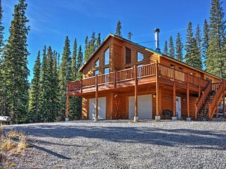 NEW! 'Buzzard Mountain Home' 3BR Fairplay House! - Fairplay vacation rentals