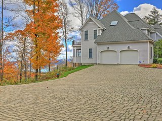 NEW! Rum Hill Manor 5BR Cooperstown House w/Views! - Cooperstown vacation rentals