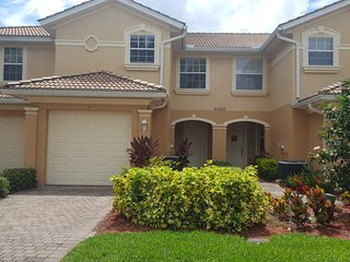 Lakefront townhome near beach in Southwest Florida - Estero vacation rentals