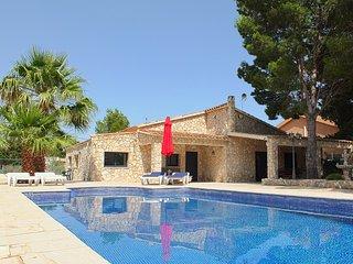 5 bedroom Villa with Television in L'Ametlla de Mar - L'Ametlla de Mar vacation rentals