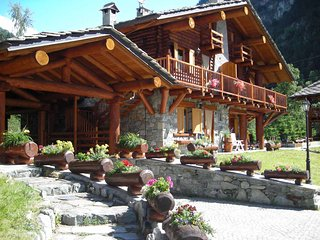 Appartamento per 10 persone a Antey Sanit-André ID 526 - Antey Saint Andre vacation rentals