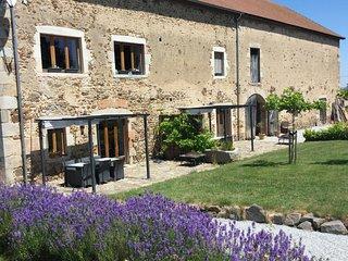 Gites le Grand Tornage/ le Papillon - Evaux-les-Bains vacation rentals