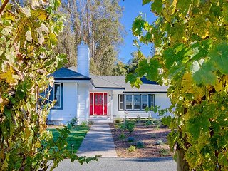 Luxury 4BR, 3BA Napa Home - 5-Acre Vineyard Plot w/Pool & Converted Barn - Napa vacation rentals