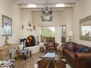 Beautiful House with A/C and Mountain Views - Santa Fe vacation rentals