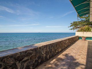 Sunset Paradise Beachfront Villas: Villa 2 Lower - Rincon vacation rentals