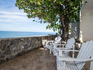 Sunset Paradise Beachfront Villas: Villa 3 Lower - Rincon vacation rentals