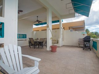 Sunset Paradise Beachfront Villas: Villa 3 Upper - Rincon vacation rentals