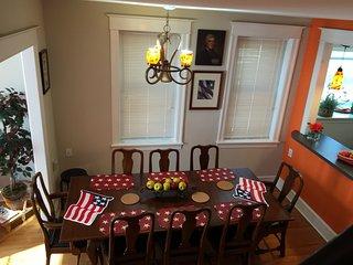 3 story charming house, best location, sleeps 6-12 - Philadelphia vacation rentals