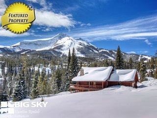 Big Sky Resort | White Otter Cabin - Montana vacation rentals