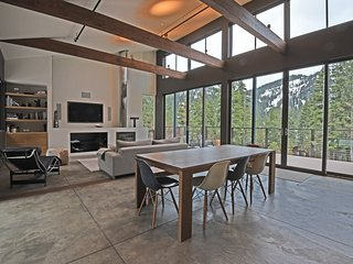 Modern Alpine Home with Mountain Views - Lake Tahoe vacation rentals