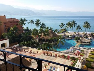 2 bedroom Oceanfront condo at Sea River Towers - Puerto Vallarta vacation rentals