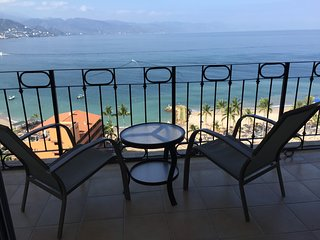 SRT1540 - Casa Josefina - Beachfront, Gorgeous Ocean Views - Puerto Vallarta vacation rentals