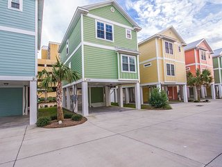 South Beach Cottages Stunning 3 Bedroom Condo with Oceanview - Myrtle Beach vacation rentals