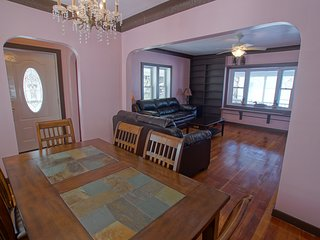 Charming 3 bedroom Saint Ignace House with Deck - Saint Ignace vacation rentals