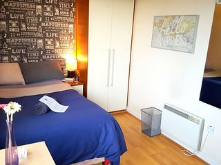 Private Room w/ Balcony near City Centre - Dublin vacation rentals