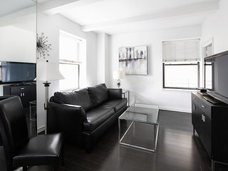 Furnished 1-Bedroom Apartment at 7th Ave & W 51st St New York - Manhattan vacation rentals